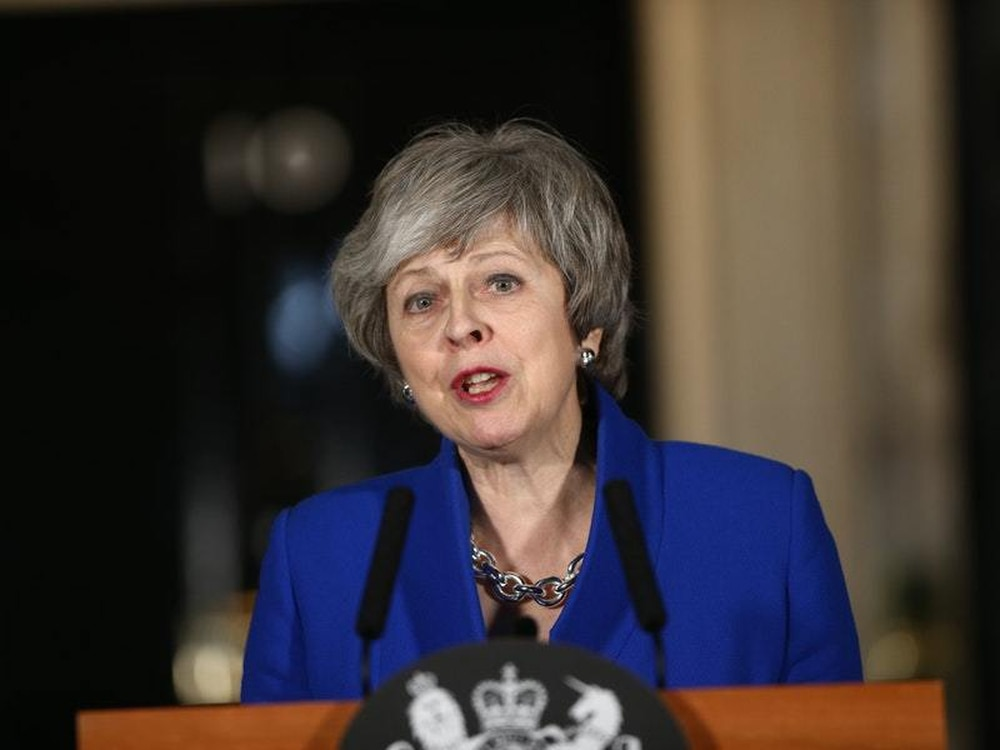 Brexit: May Unveils Plan B, Markets Shrug