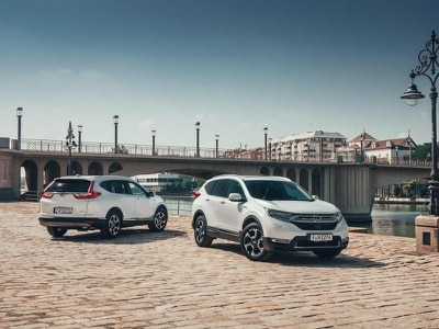 Pricing and specifications confirmed for new Honda CR-V Hybrid