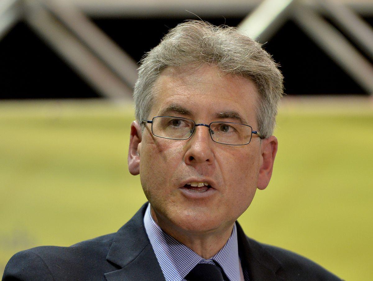 PCC Simon Foster