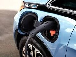 Rise in electric cars on our roads