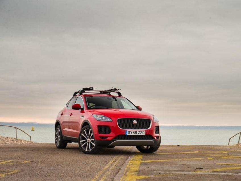 Long-term report: Jaguar's E-Pace is welcomed to the fleet