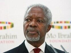 Blair and May join tributes to 'true statesman' Kofi Annan