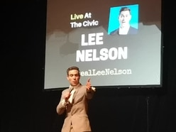 Lee Nelson, Live at the Civic, Brierley Hill Civic Hall - review