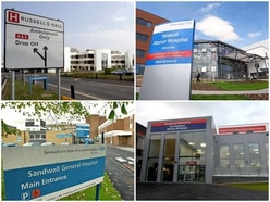 Free hospital parking plans for certain patients