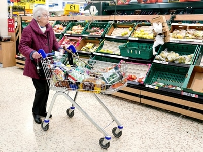 Shoppers will 'face higher prices for weekly shop' after no-deal Brexit