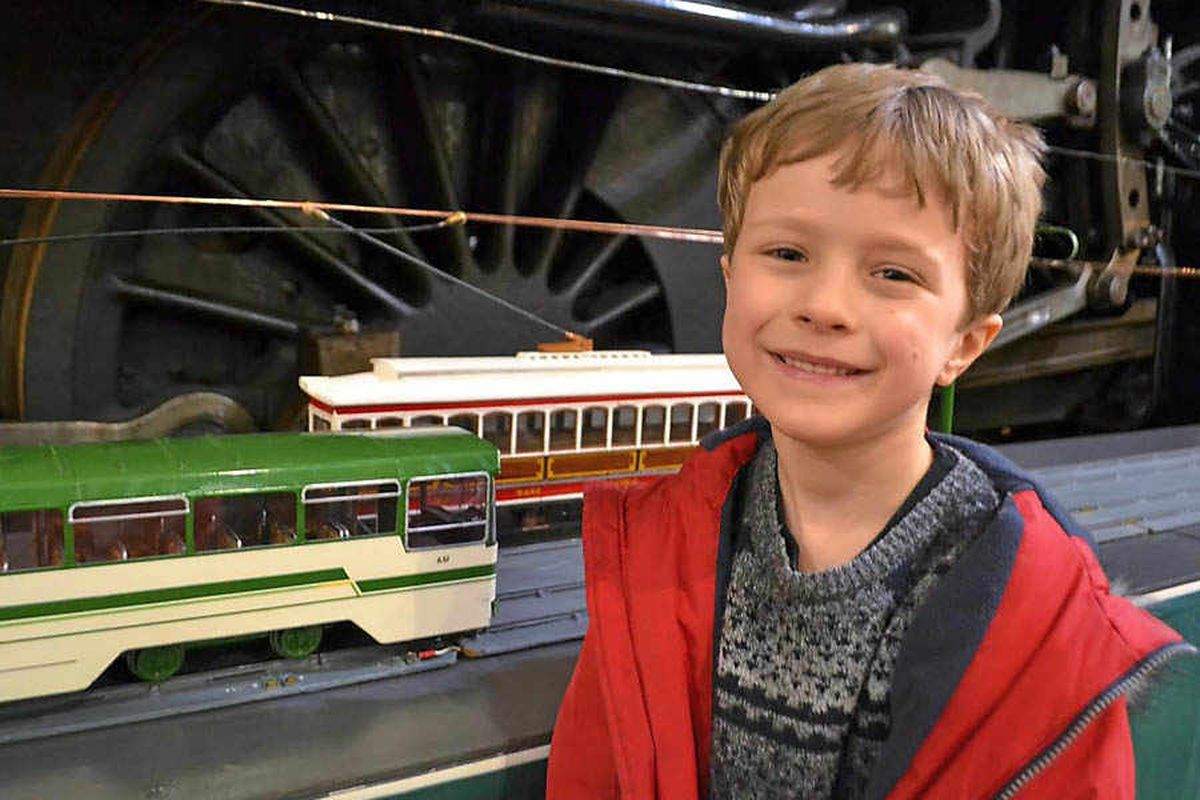 Severn Valley Railway: Three new exhibitions on offer