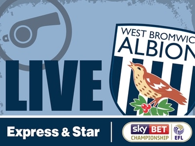 Carabao Cup: West Brom 0 Luton Town 0 - LIVE