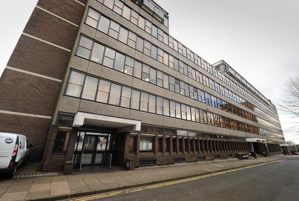 Wolverhampton Council Building