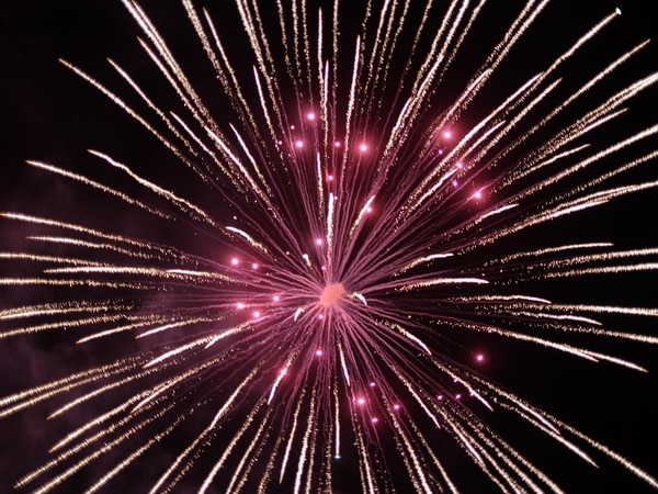 LETTER: Stop letting off fireworks, it's not even Bonfire Night