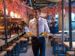 Will Rishi's dishes save the hospitality trade?