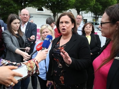 Sinn Fein acknowledges 'difficult day' with local election losses