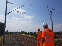 Trains and trams disrupted as West Midlands swelters under the sun
