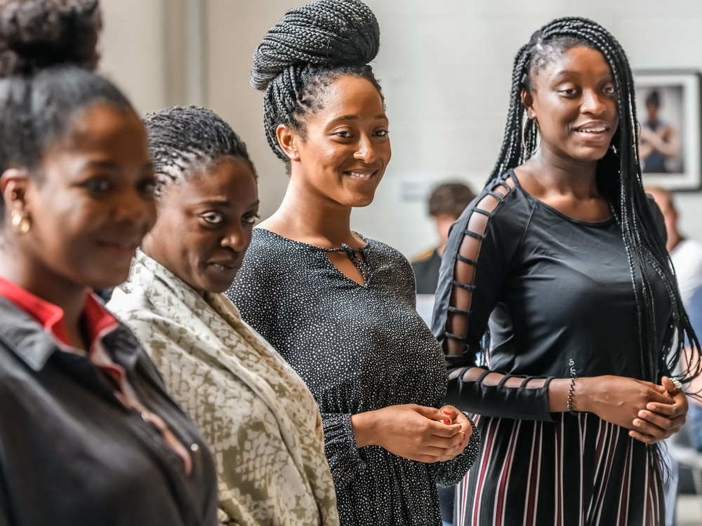 Rehearsals begin for The Color Purple at Birmingham Hippodrome - in pictures