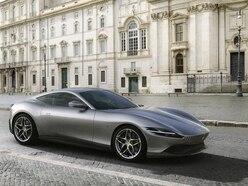 Ferrari reveals V8-powered Roma coupe