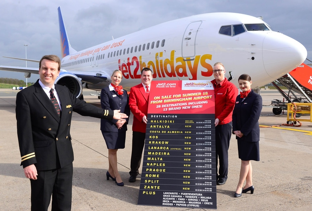 United Kingdom leisure airline launches major recruitment drive