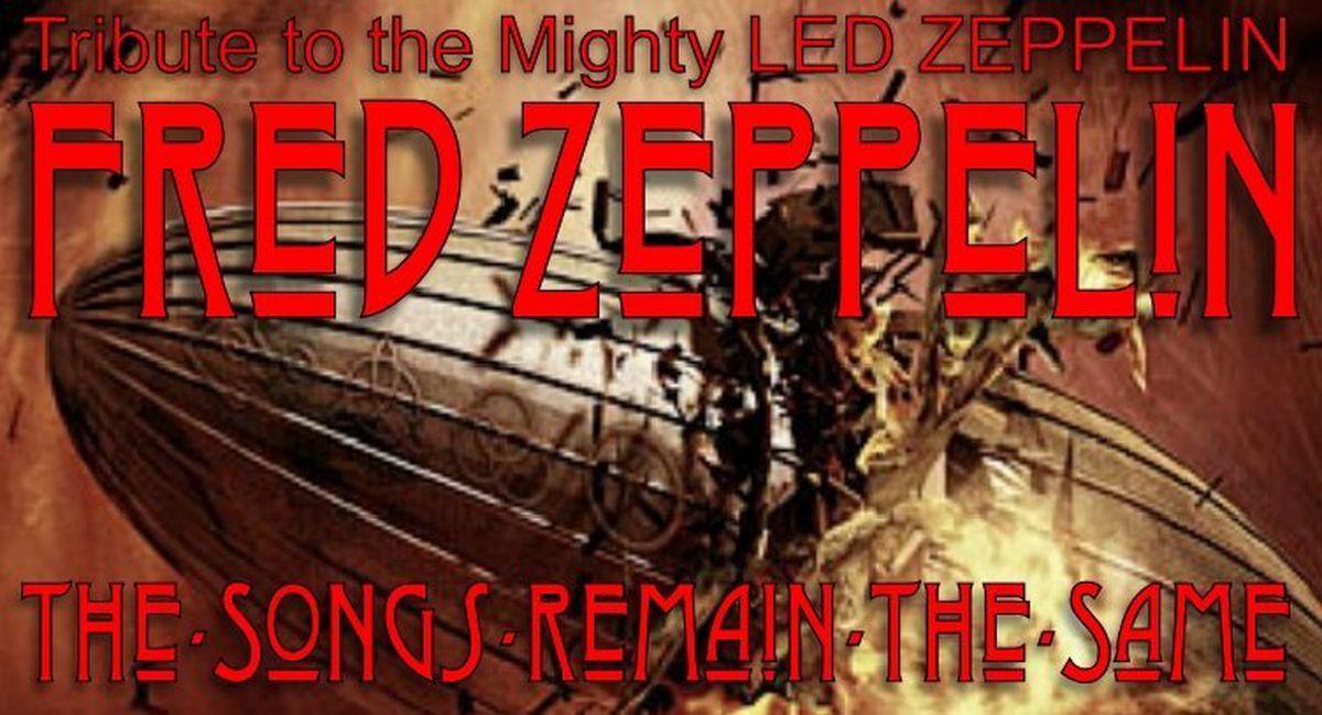 Fred Zeppelin. Pic: http://www.fred-zeppelin.com/