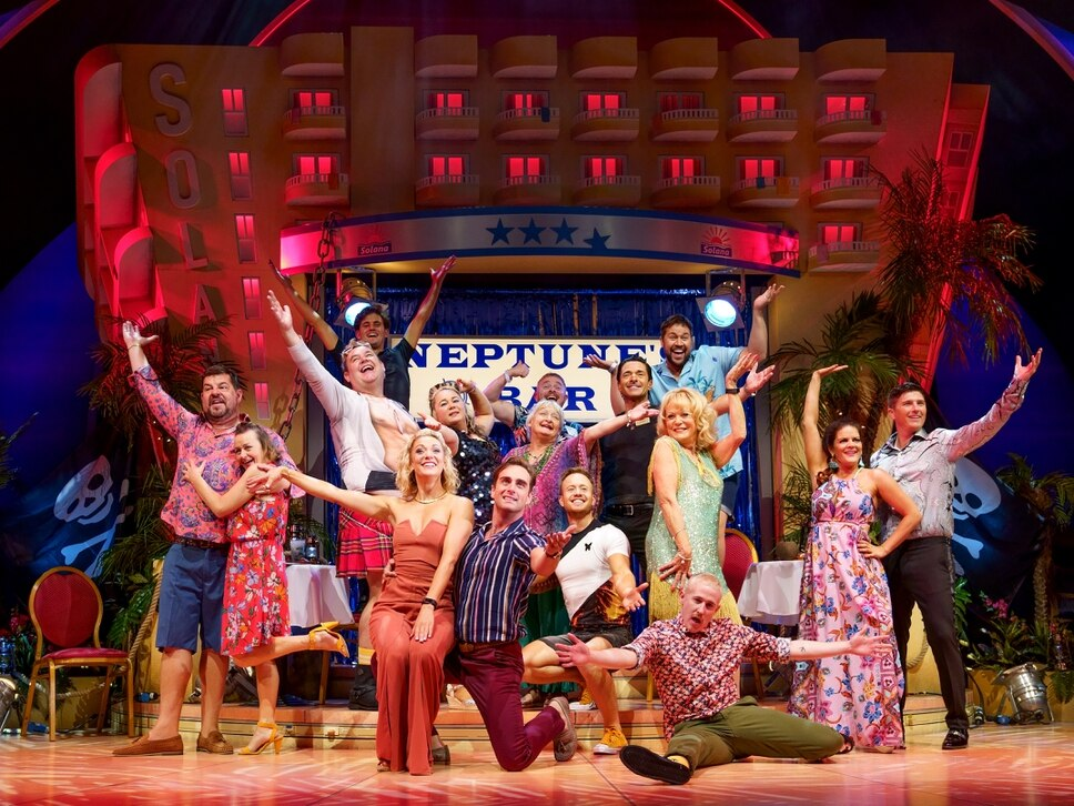 WIN: Tickets to Benidorm Live at The Alexandra in Birmingham