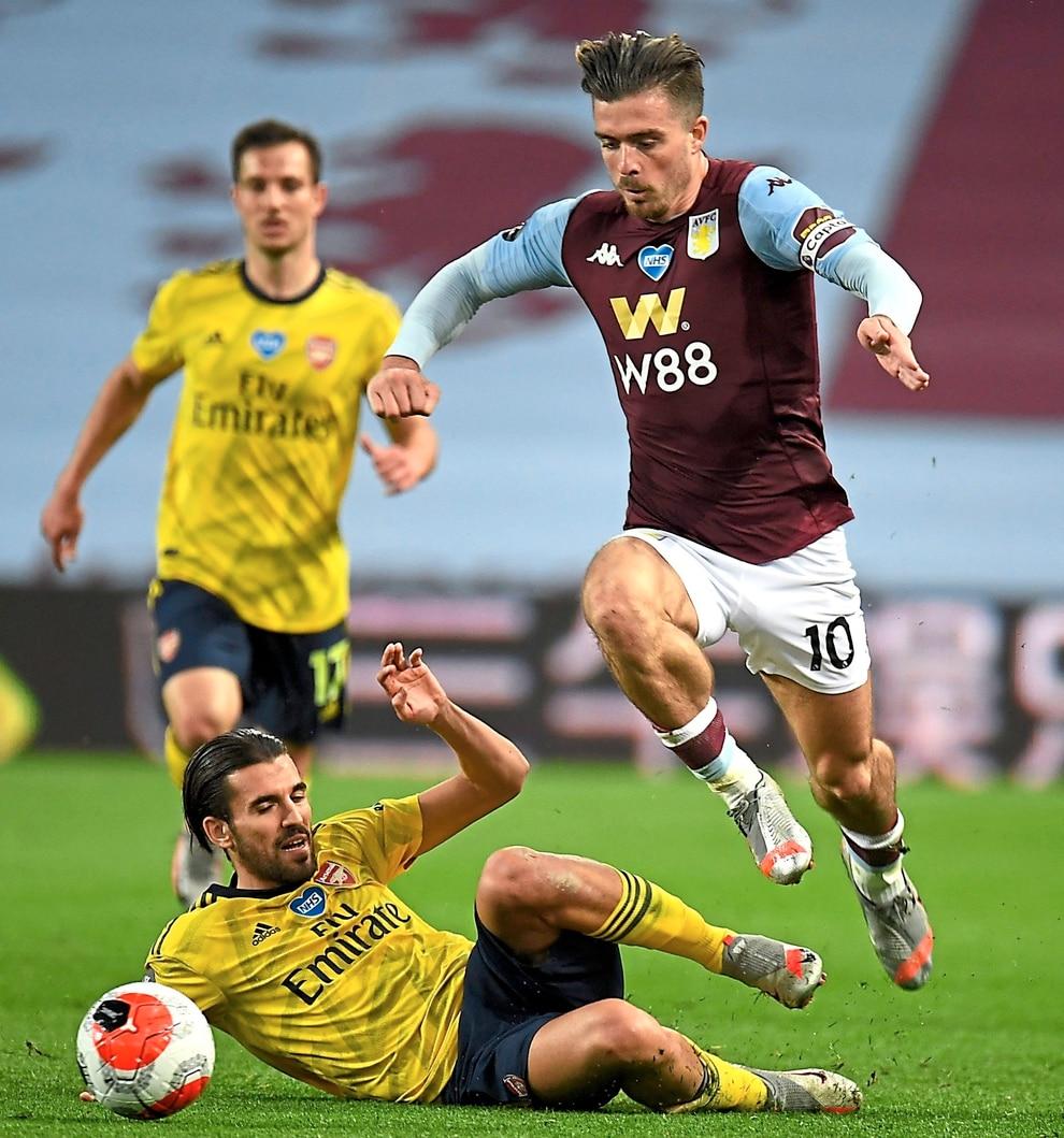 Predicted Aston Villa starting lineup vs West Ham