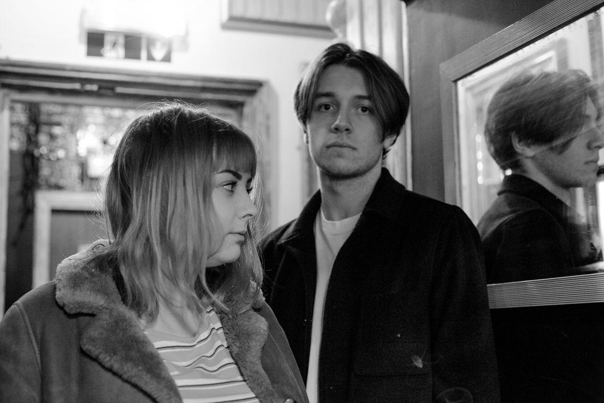 Birmingham duo Hunger Moon - Natalie Jenkins and James Attwood