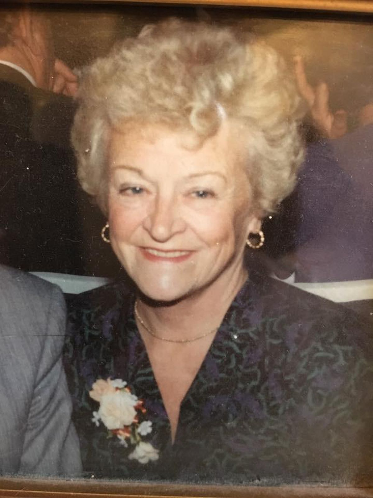 Irene, Harry's wife