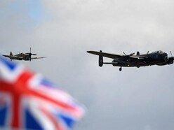 In Pictures: RAF planes hit the heights in centenary show