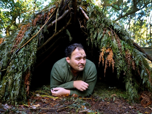 Rob Golledge: How I survived a night in the wild