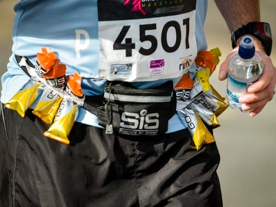 Sports drinks and energy bars 'wrecking athletes' teeth'
