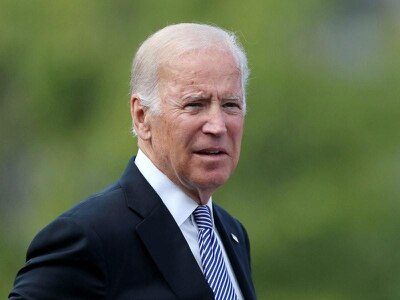 Biden decries reports about Trump's conversation with Ukraine's president