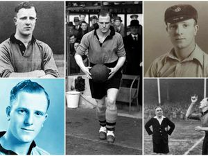 Wolves legend Stan Cullis remembered: The early years