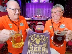 It's a beery good show at Cannock festival