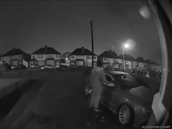 WATCH: Thieves steal Audi from Rowley Regis driveway