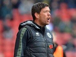 Walsall v Darlington: Don't be FA Cup fall-guys says Darrell Clarke