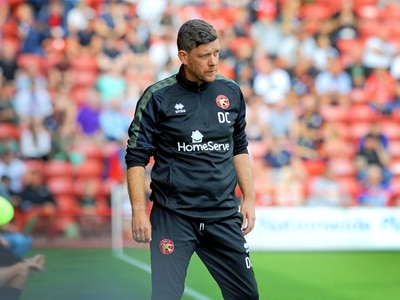 Darrell Clarke calls on Walsall experience