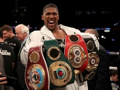 Anthony Joshua offered 50million US dollars for Deontay Wilder fight