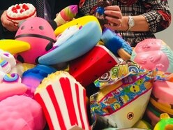 Danger warning as thousands of fake Squishies seized in Wolverhampton