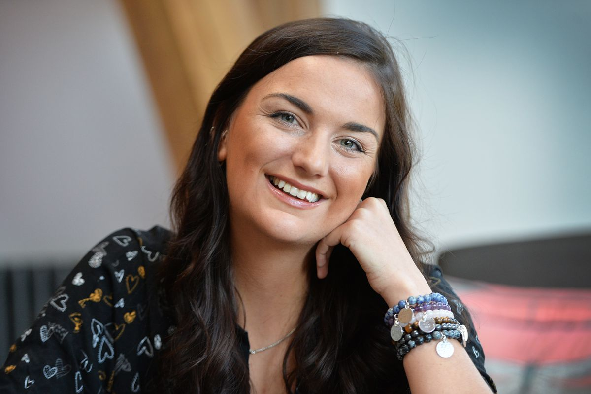 Former X-Factor contestant Patsy Parr has launched a crystal bracelet business