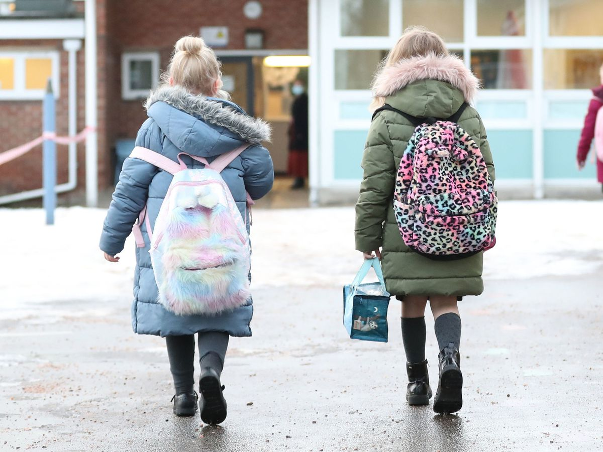 Primary schools in England were due to reopen on Monday