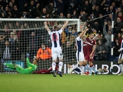 West Brom 2 Aston Villa 2: Hand of Rod shoves Anwar El Ghazi off centre stage