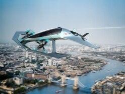 Aston Martin taking to the skies