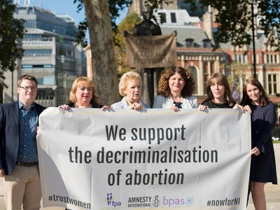 Women in Northern Ireland 'still using illegal abortion medication'