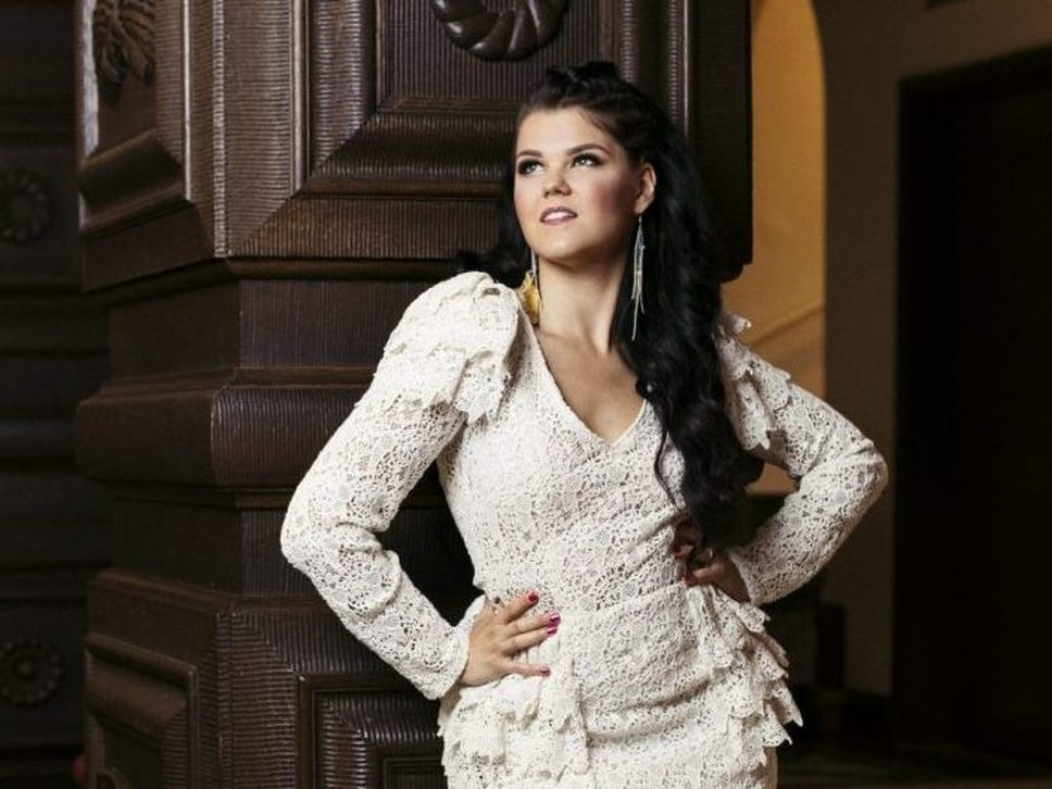 Frozen star Saara Aalto to perform in Birmingham