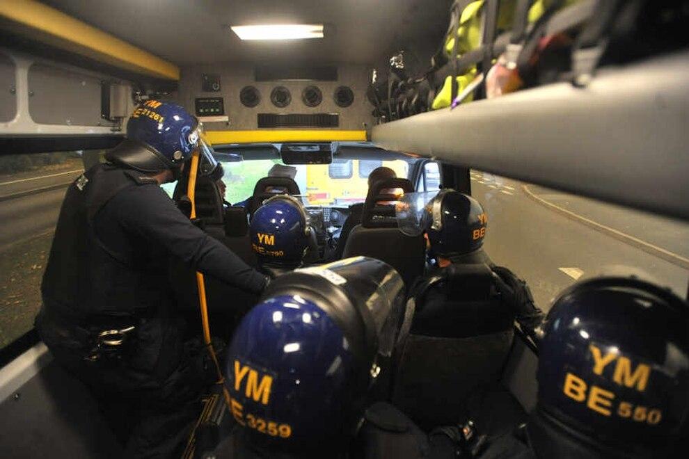Car Dealers Birmingham >> Gang busters: 280 police officers in Wolverhampton's biggest drugs raid | Express & Star