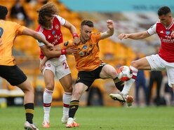 Wolves 0 Arsenal 2 – Report and pictures