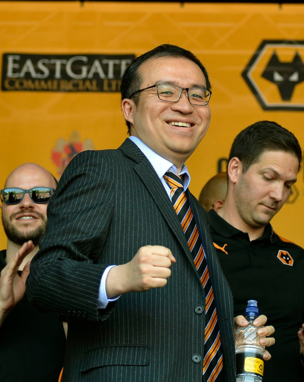 Wolves can be biggest club in the world says Jeff Shi | Express & Star
