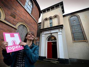 Heritage sites open their doors in Dudley