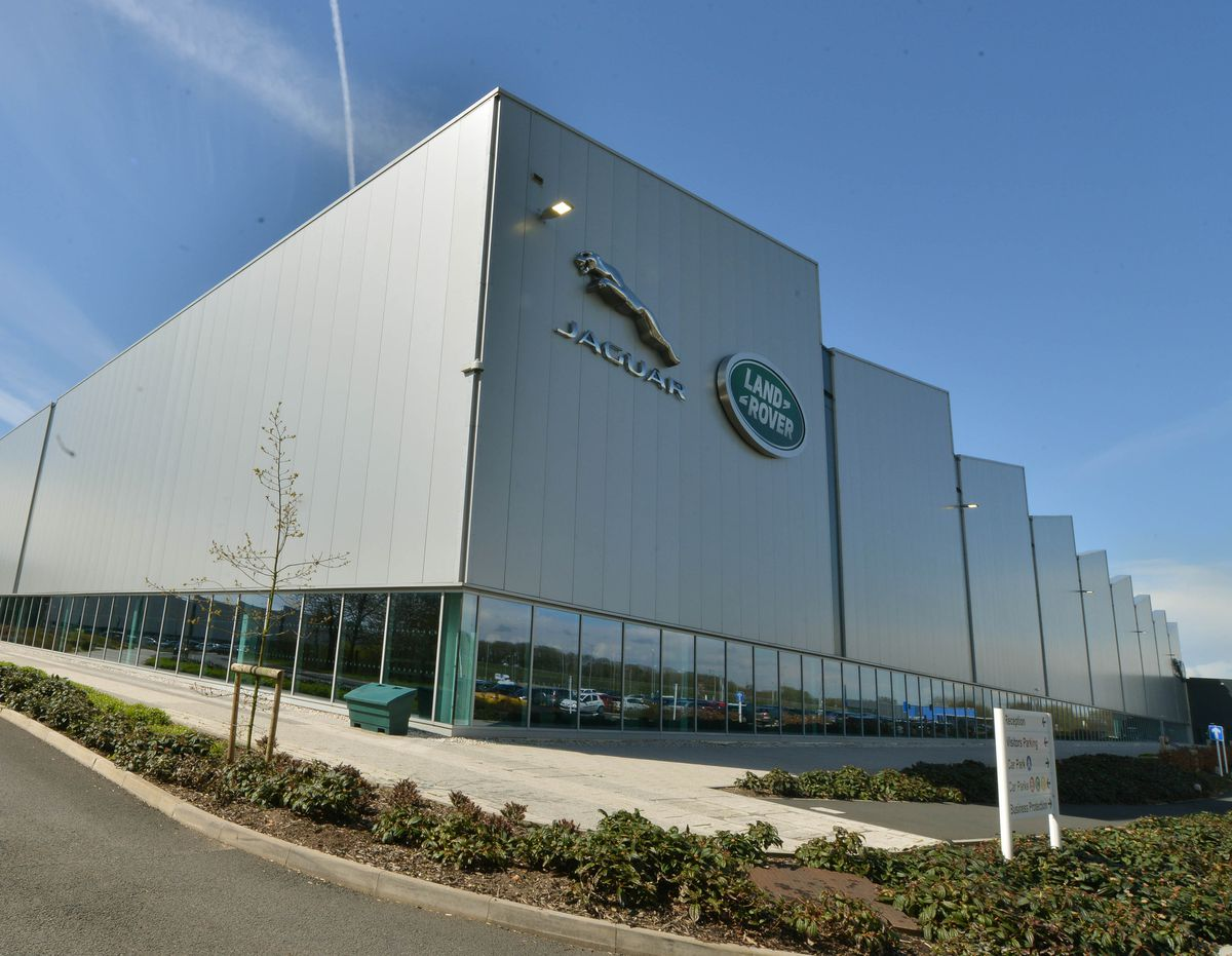 Electric motors are likely to be built at JLR's engine factory in Wolverhampton
