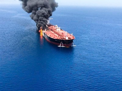 Trouble in the Gulf: What happened before and after the oil tanker attacks?