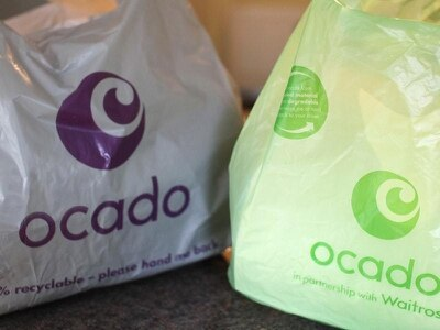 Ocado sees sales growth knocked by driver shortage
