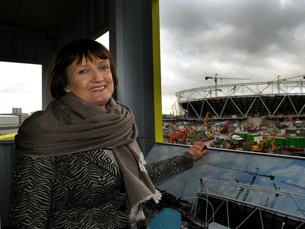 BOA pays tribute to Dame Tessa Jowell