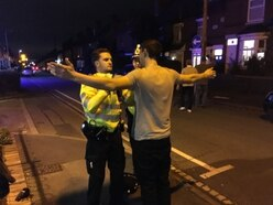 We hit the streets of Cannock with Staffordshire Specials during police drugs crackdown